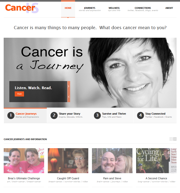 CancerIS_Website